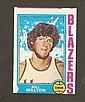 1974-75 Topps Basketball #39 Bill Walton Rookie Card LOT OF 2!