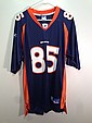 ASHLEY LELIE Signed/Autographed DENVER BRONCOS #85 JERSEY