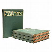 Tissot's Monumental Four Volume Biography of Christ