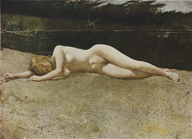 Andrew Wyeth (1917-2009),