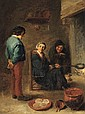TENIERS THE YOUNGER, THE PANCAKE BAKER (PANNEKOEKENBAKSTER)
