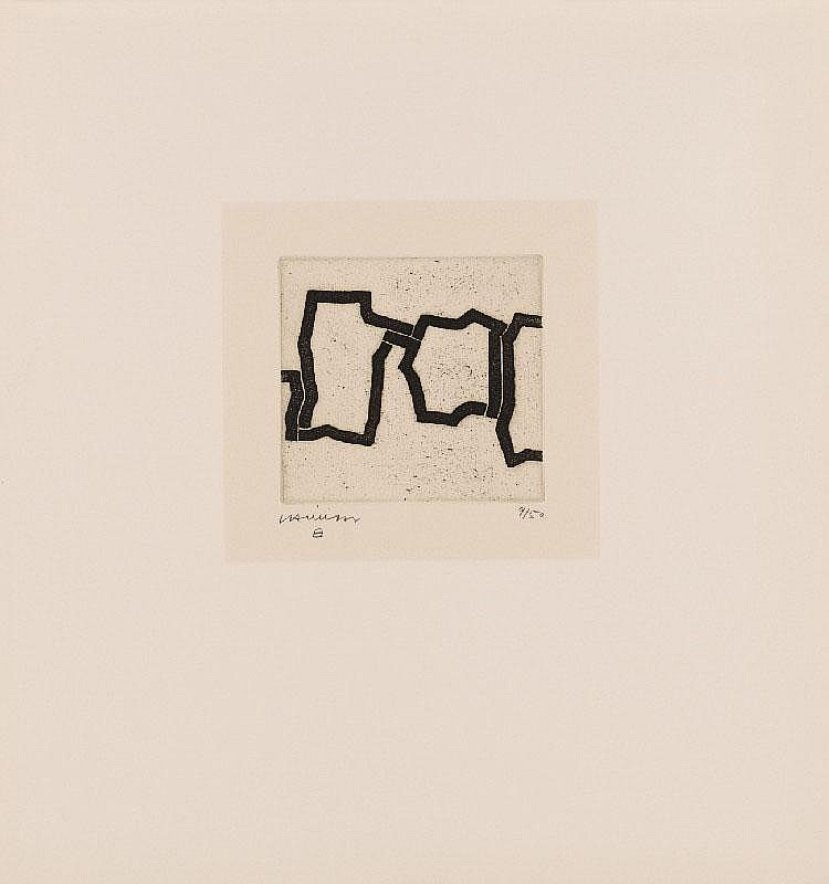 EDUARDO CHILLIDA, Kate II, 1972