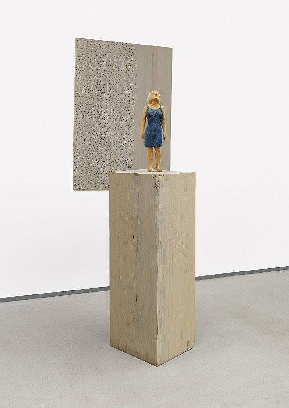 STEPHAN BALKENHOL, Untitled, 2005