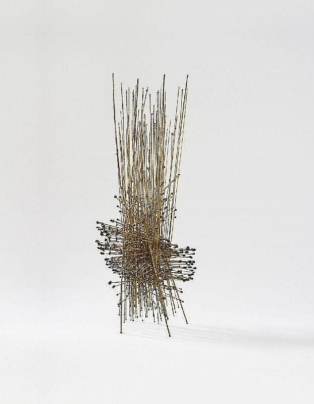 HARRY BERTOIA, Straw (maquette for Hawkins Ferry), 1963/1964