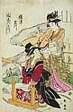 Katsukawa Shunsen (1762-ca. 1830)