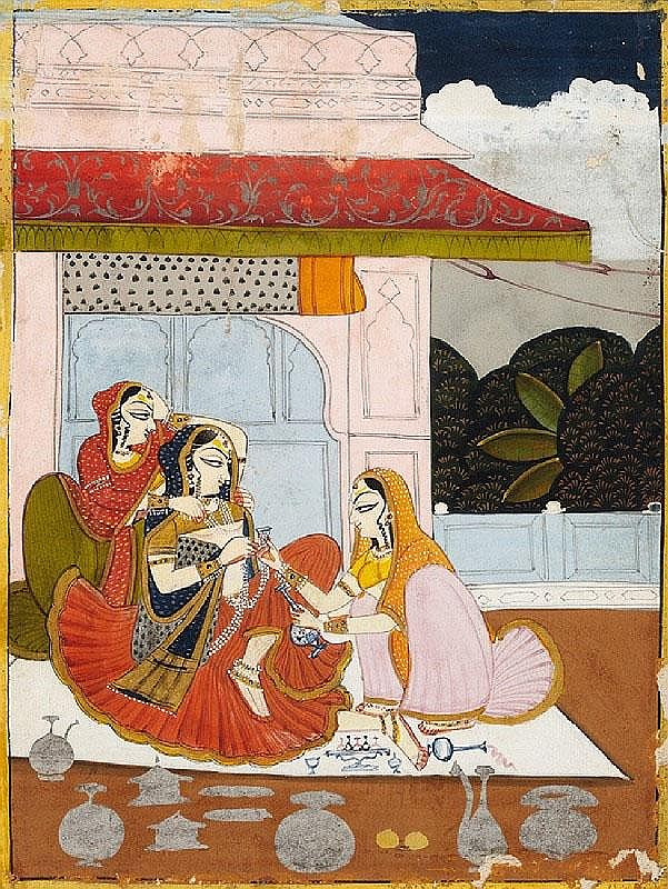 Anonymous. Rajasthan, Jodphur. First half 19th century
