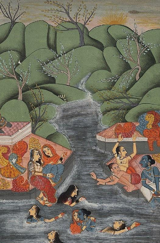 Anonymous. Northern India, Guler. Second half 19th century