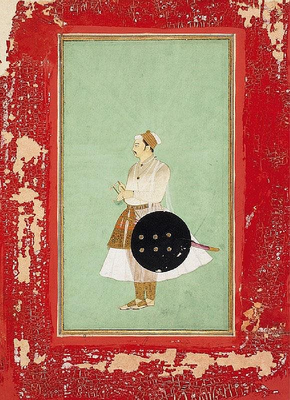 Anonymous. Moghul. 18th century.