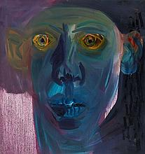 Rainer Fetting, Crazy face, 1984