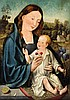 Netherlandish School circa 1500, The Virgin and Child