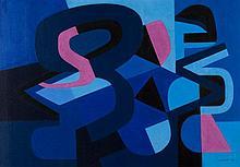 Jean Dewasne, La première passion n° 111, 1949