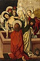 SWABIAN SCHOOL, circa 1500, THE ENTOMBMENT