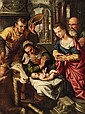JOACHIM BEUCKELAER, attributed to, NATIVITY