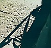 NASA, Shadow of the lunar module