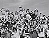 NASA, Spectators watch the Apollo 15 liftoff,  1971
