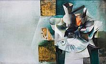 Vicente Manansala (1910 - 1981) Still Life