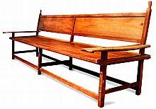 18th C. Balayong Bench