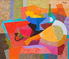 Romeo Tabuena (1921) Table with Fruits