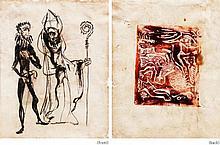 Fernando Zobel Bishop & Abstract
