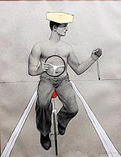 Jose John Santos III (1970)  Chauffer  sig