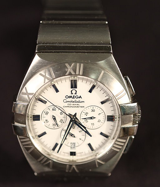 OMEGA CONSTELLATION CO-AXIAL CHRONOMETER