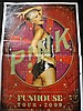 Rock Poster of Pink Funhouse Tour 2009 Double