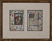 15th/16th Century Illuminated Manuscript