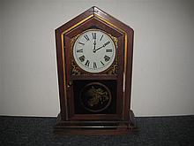 Waterbury shelf clock