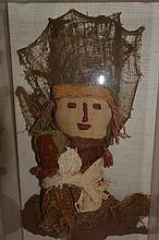 South American Cloth Doll