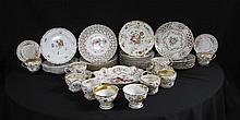 Collection of French and German Porcelain