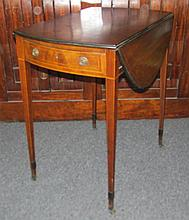 English George III Pembroke Table