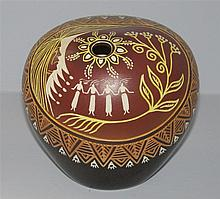 Talkin Earth Iroguois Pottery Jar