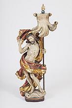 Continental School Statue of the Risen Christ