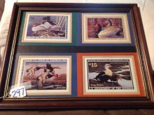 Special Edition jumbo size Federal Duck Stamps