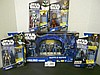 (5) Star Wars(Clone Wars) figures and Battle pack N.I.B. for one money