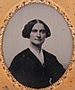 Twelve Early Photographs, Daguerreotypes, Ambrotypes, Portraits of Women