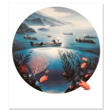 Sea Otters By Wyland