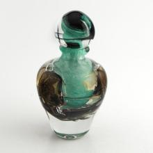 Glass Bottle Sculpture By Jean Claude Novaro