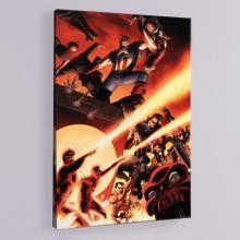 Marvel Comics Fallen Son: Death of Captain America #5 by Stan Lee