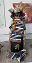 SAMURAI COSTUME, multicoloured protective armour