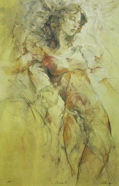 GARY BENFIELD (1965), 'Dance III',