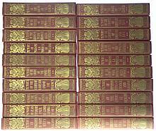 Books (20) Vols. Memoirs Kings, Queens, Statesmen