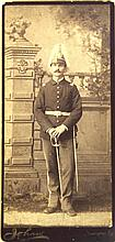 Indian War Officer Photo, Lexington, Ky, 1890s