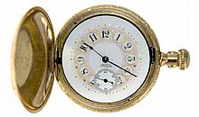 Pocket Watch, Gold, C. 1900