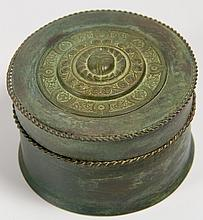 Tiffany Studios Scarab Box, C. 1900
