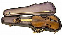 Violin & Bow , Vuillaume a Paris,19th century