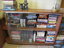 Two shelves books including first editions Jeffrey