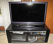 Panasonic Viera flat screen television with Medion