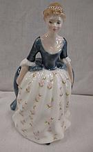 Royal Doulton Alison by Peggy Davies HN2336