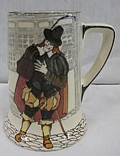 Royal Doulton Series wear mug 14cm ht